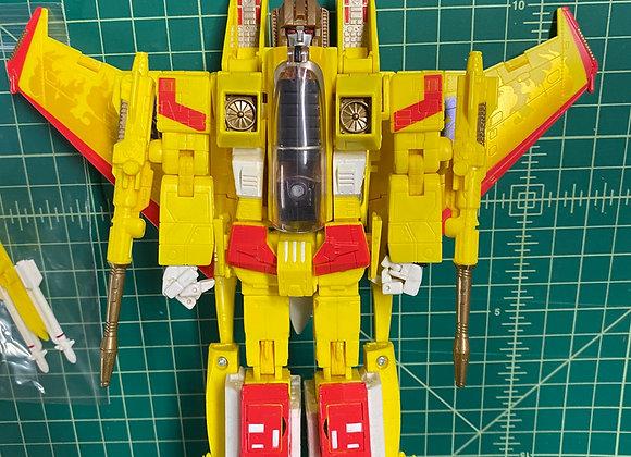 Hasbro Transformers Masterpiece MP-05 Sunstorm