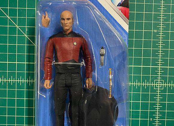 Star Trek Captain Picard MIB