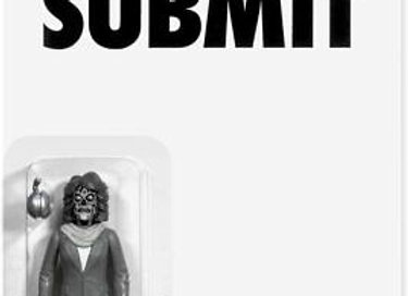 ReActionThey Live Female GhoulSubmit Card
