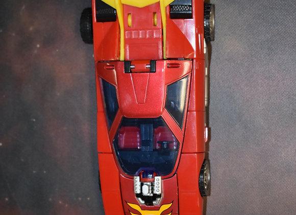 Transformers Hot Rod Universe Series