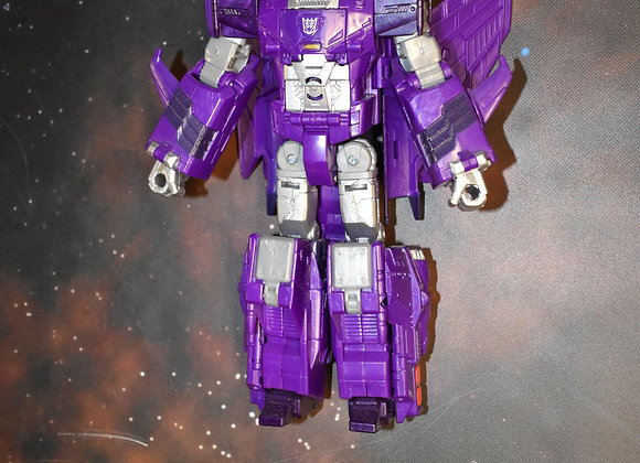 Transformers Combiner Wars Cyclonus Used_Open