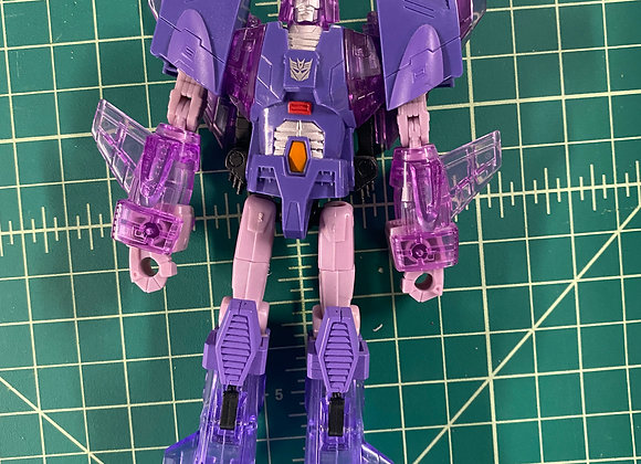 Transformers Cyclonus Armada Version (Clear)