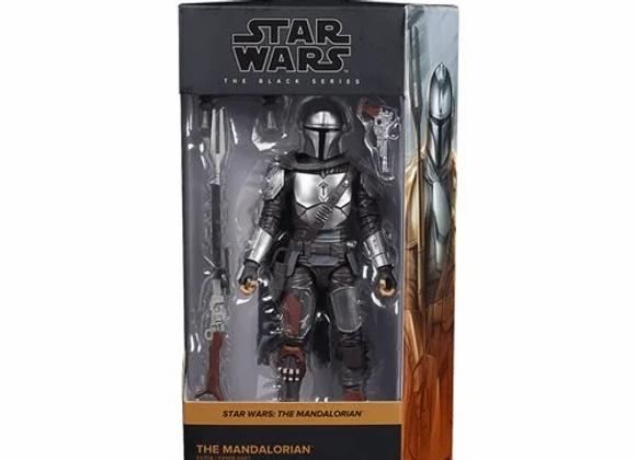 Star Wars The Black Series The Mandalorian (Beskar) Figure