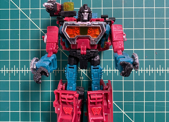 Transformers Generations PERCEPTOR deluxe figure complete Reveal the Shield