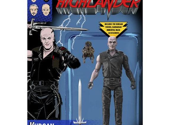 Highlander The Kurgan 5-Inch FigBiz Action Figure