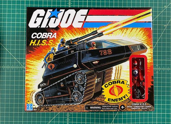 GI Joe Cobra HISS Walmart Exclusive NIB