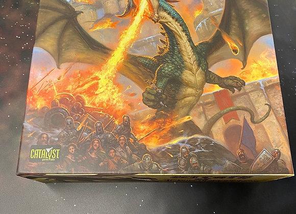 Wrath of Dragons - Open Box