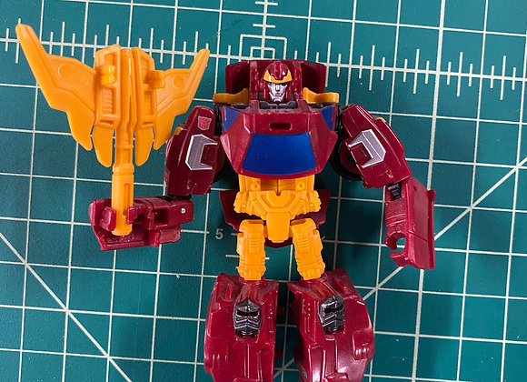 Transformers Generations Legends Rodimus Hot Rod