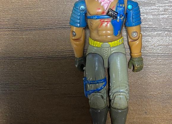 Zandar 1986 GI Joe good condition