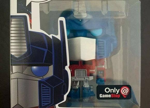Optimus Prime Funko Pop Gamestop Exclusive