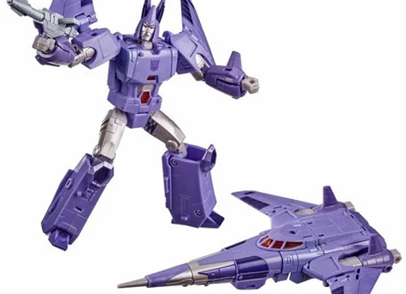 Transformers War for Cybertron Kingdom Voyager Cyclonus