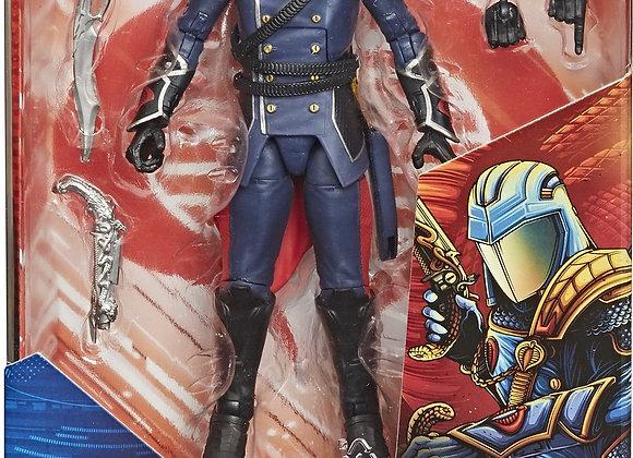 Cobra Commander Classified Figure