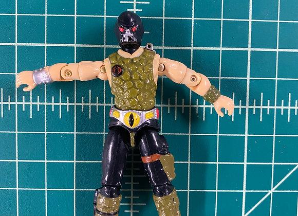 Croc Master 1987 GI Joe Original