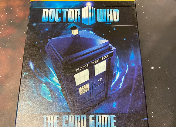DR Who - The Card game