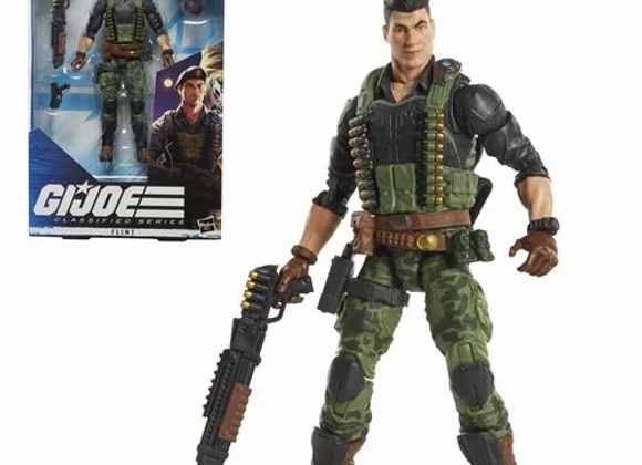G.I. Joe Classified Series 6-Inch Flint Action Figure