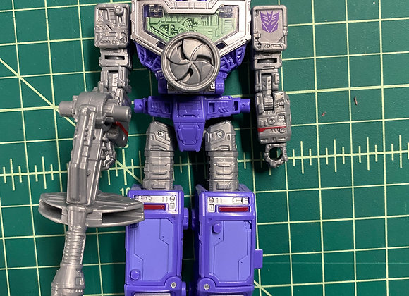 Transformers Generations War for Cybertron: Siege Deluxe Refraktor