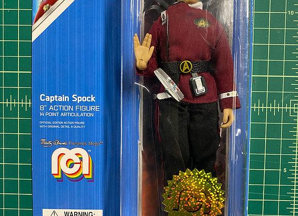 Star Trek MEGO Captain Spock MIB