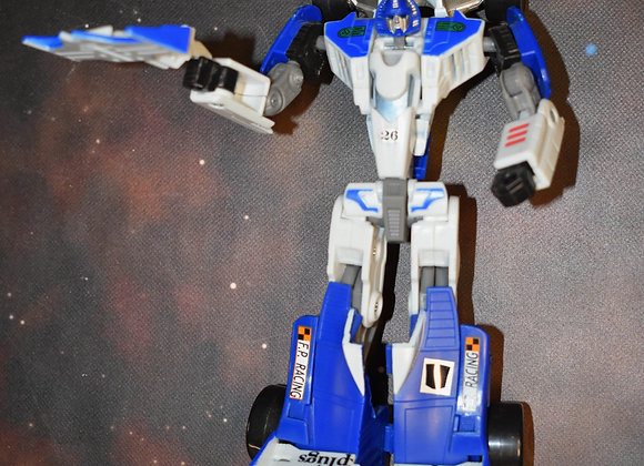 Transformers RID Mirage Robots in Disguise 2006