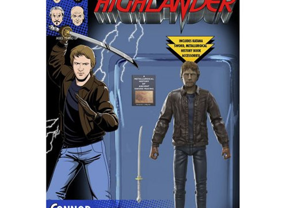 Highlander Connor MacLeod 5-Inch FigBiz Action Figure