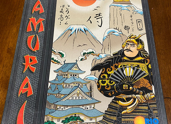 Samurai - First Edition - Rare