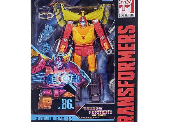 Transformers Studio Series 86-Autobot Hot Rod