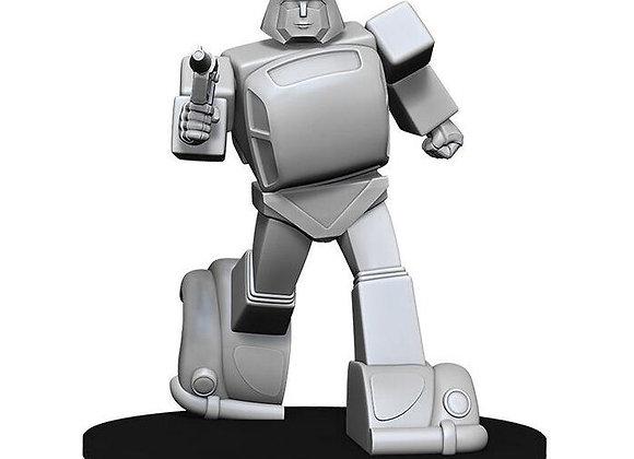 Transformers Wizkids Primed Miniatures Bumblebee