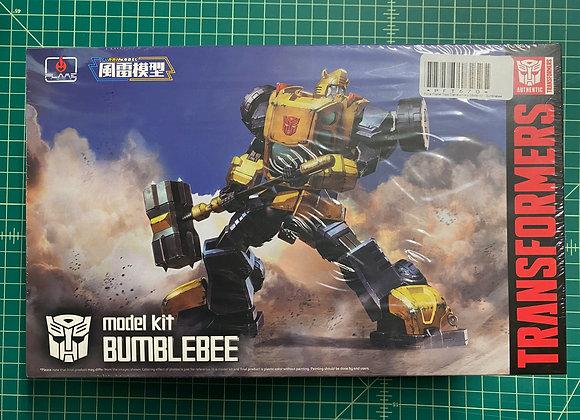 Furai Flame Toys Transformers Model Kit - Bumblebee