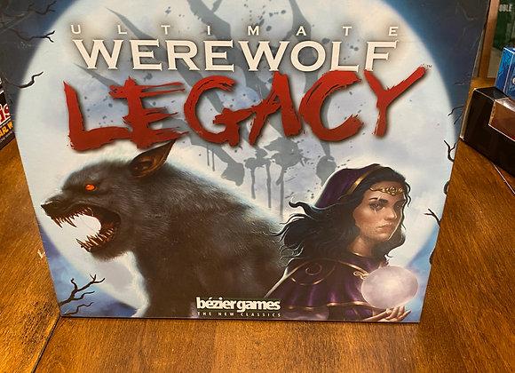 Werewolf Legacy - First Edition - Brand new/sealed