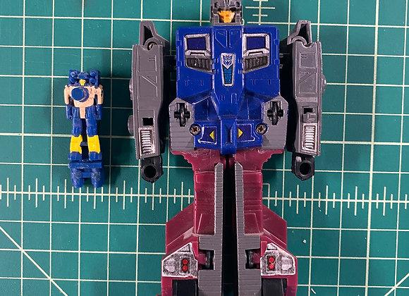 Transformers G1 Quake Targetmaster