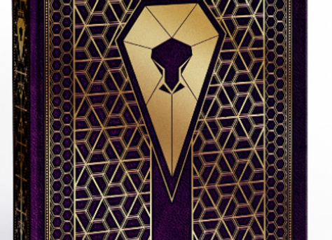 DUNE RPG Corrino Special Edition Exclusive Hard Cover RuleBook