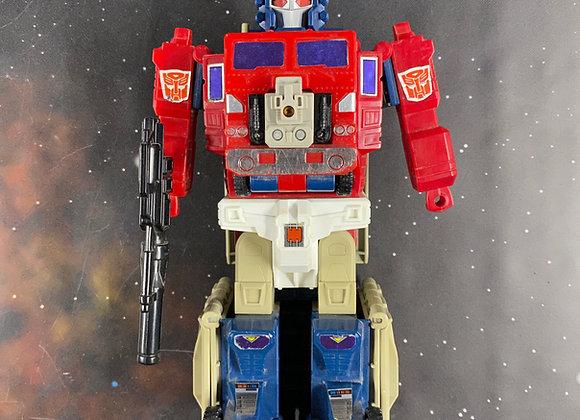 Power Master Optimus Prime G1 Transformers Hasbro Takara 1985