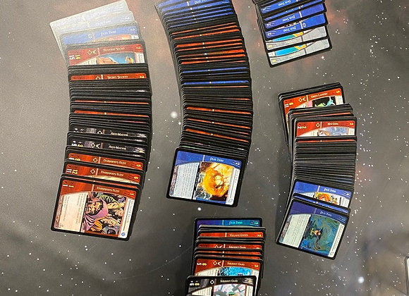 VS System - DC Card Set with 16 foil card