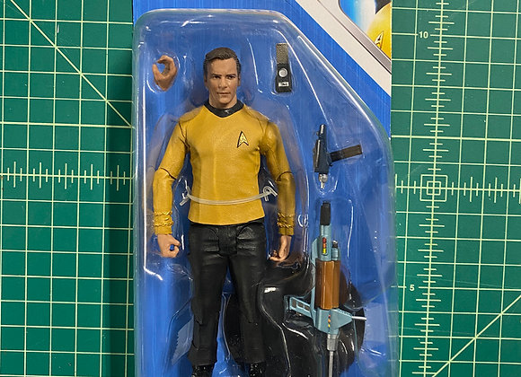 Star Trek Captain Kirk MIB