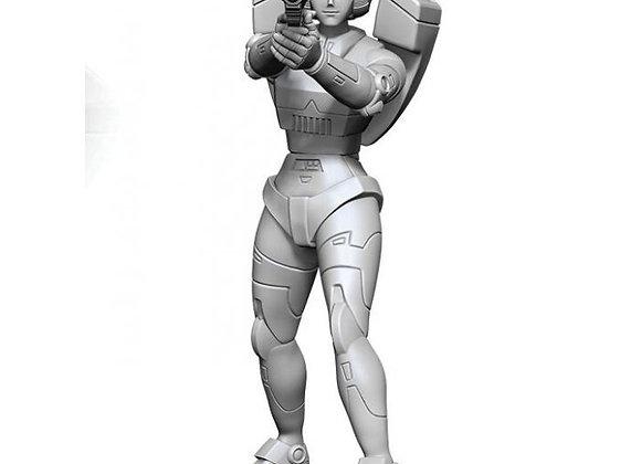 Transformers Wizkids Primed Miniatures Arcee