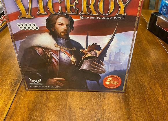Viceroy Board Game Brand New NIB