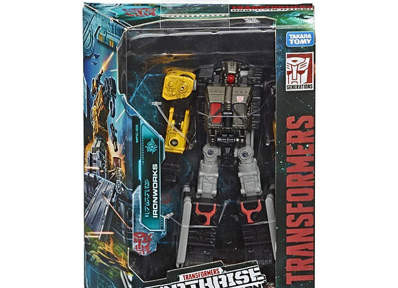 Transformers Earthrise - IronWorks