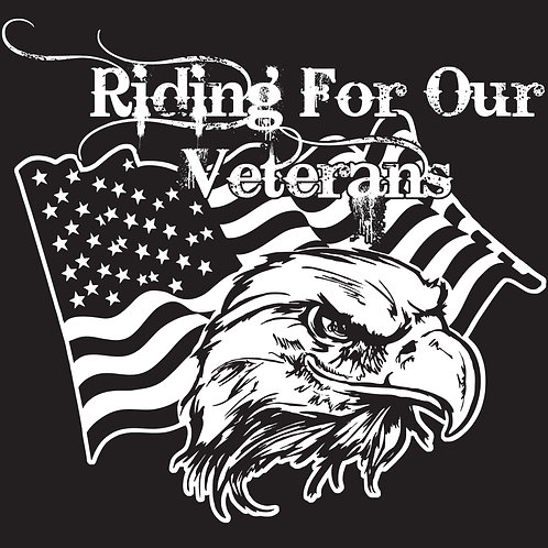 Riding For Our Veterans T-Shirts