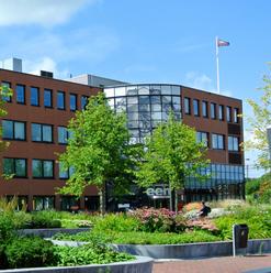 Kantoor op stationslocatie Zwijndrecht