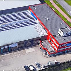 Multitenant kantoor/bedrijfscomplex Maarssen