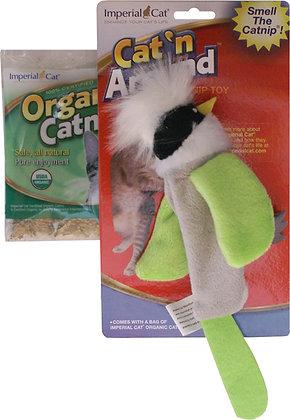 Cat 'n Around Toys Chickadee Catnip Toy