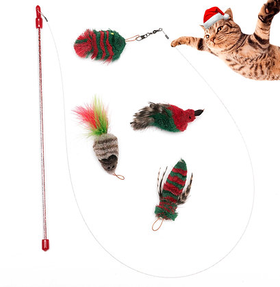 Holiday Cat Lure Package
