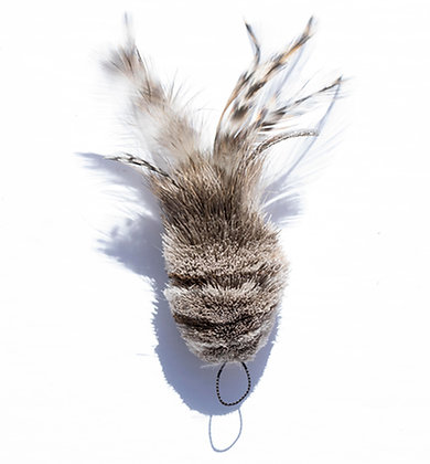 Grande Feather Pom