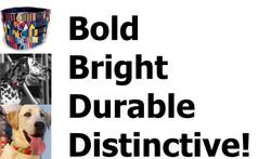 Bold Bright Durable Distinctive
