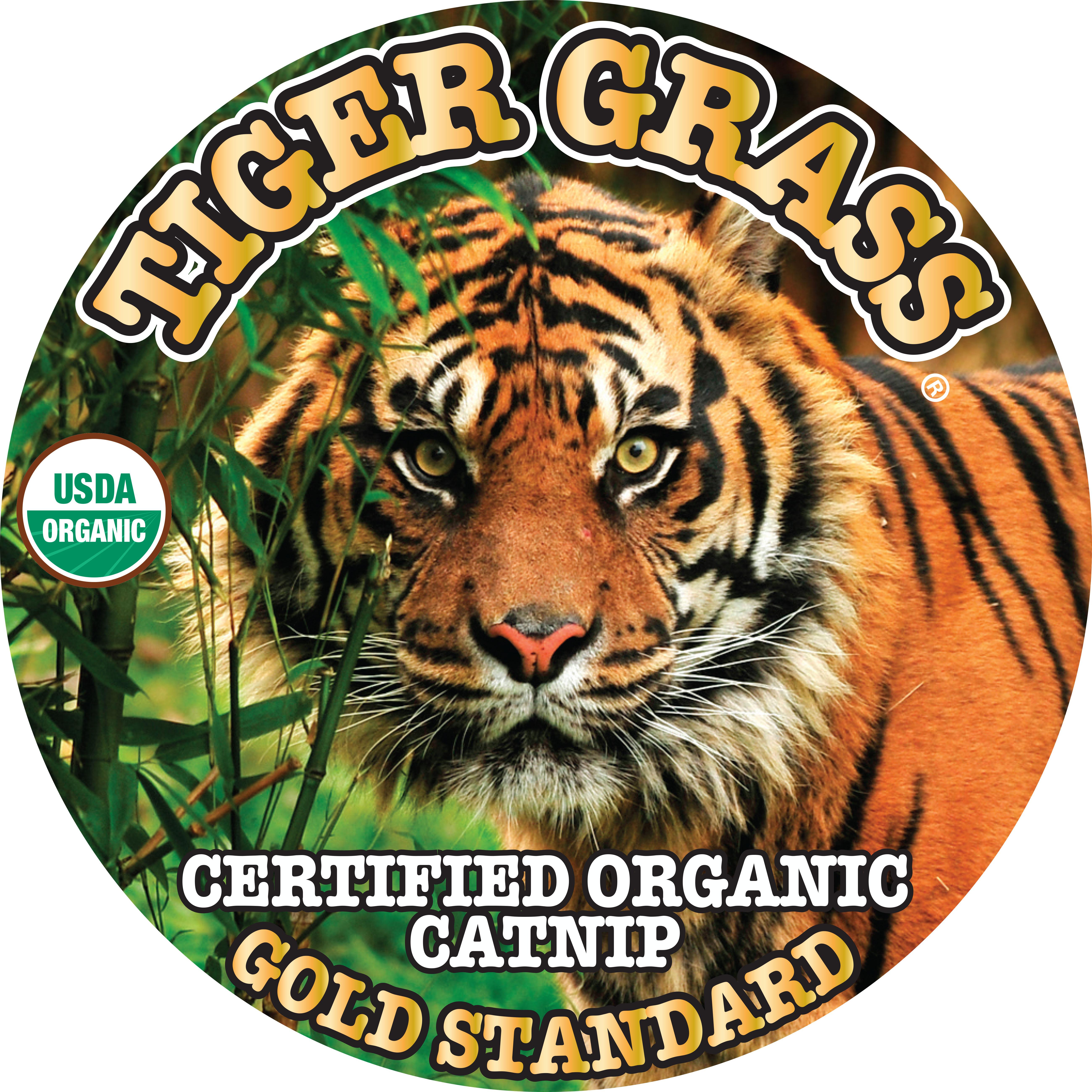Tiger Grass logo