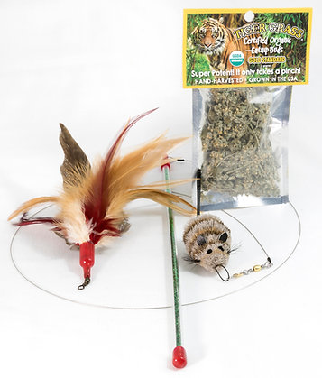 Cat Catcher, Wild Thing, and Buds Pack