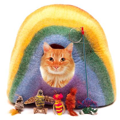 Rainbow Cave Fun Pack!