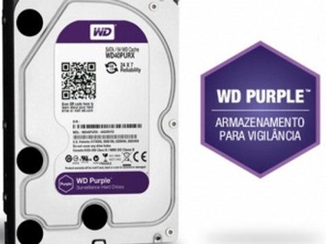 HD Western Digital 1 TB Pourple - Certificado