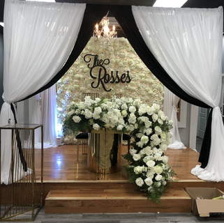 10 x 10 ft. Canopy for wedding and events