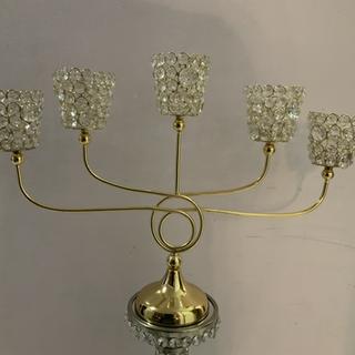5 head candelabra 2 available