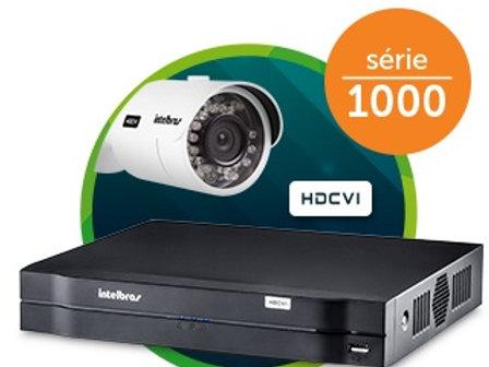 DVR Tribido Intelbras 4 Canais - HDCVI